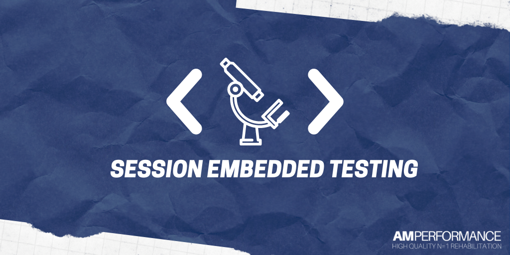 Session Embedded Testing